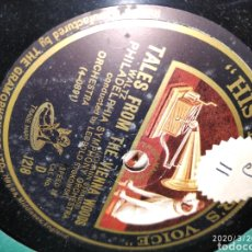 Discos de pizarra: DISCO PIZARRA. Lote 198588171