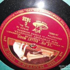 Discos de pizarra: DISCO PIZARRA. Lote 198589815