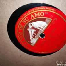 Discos de pizarra: DISCO PIZARRA. Lote 198590182