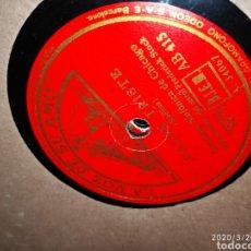 Discos de pizarra: DISCO PIZARRA. Lote 198590190