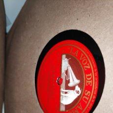 Discos de pizarra: DISCO PIZARRA. Lote 198590425