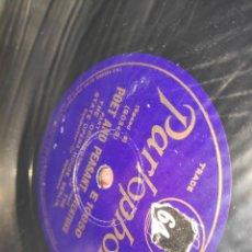Discos de pizarra: DISCO PIZARRA. Lote 198590465