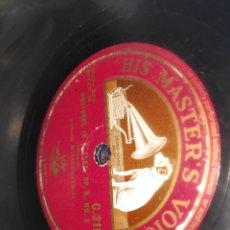Discos de pizarra: DISCO PIZARRA. Lote 198590521