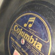 Discos de pizarra: DISCO PIZARRA. Lote 198590542
