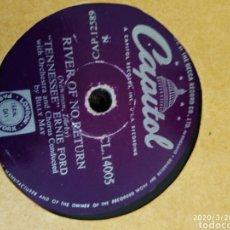 Discos de pizarra: DISCO PIZARRA. Lote 198592782