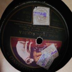 Discos de pizarra: DISCO PIZARRA. Lote 198645808