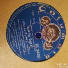 Discos de pizarra: DISCO PIZARRA. Lote 198645903