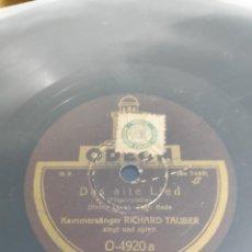 Discos de pizarra: DISCO PIZARRA. Lote 198645975