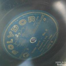 Discos de pizarra: DISCO PIZARRA. Lote 198710840