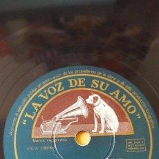 Discos de pizarra: DISCO 78RPM - VSA - SID PHILLIPS - ORQUESTA - HONKY TONK RAG - TE HAS PUESTO EN CONTRA MIA - PIZARRA. Lote 198746463