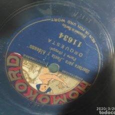 Discos de pizarra: DISCO PIZARRA. Lote 198772957