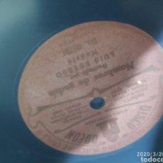 Discos de pizarra: DISCO PIZARRA. Lote 198773016