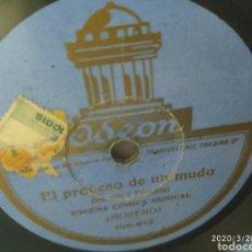 Discos de pizarra: DISCO PIZARRA. Lote 198773045