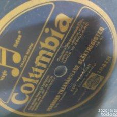 Discos de pizarra: DISCO PIZARRA. Lote 198773066