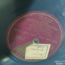Discos de pizarra: DISCO PIZARRA. Lote 198773123