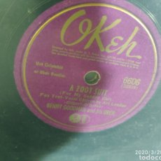 Discos de pizarra: DISCO PIZARRA. Lote 198778138