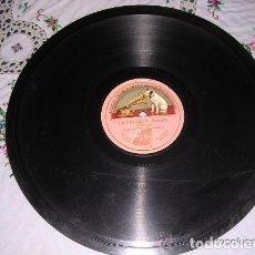 Discos de pizarra: DISCO GRAMOPHONE LA FAVORITA (DONIZETTI). Lote 198950091