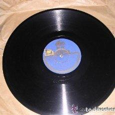 Discos de pizarra: DISCO PARLOPHON LA ROSA. Lote 199135700