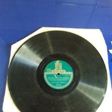 Discos de pizarra: DISCO DE PIZARRA,MAÑANA.....,LOS QUE VIVEN DEL CORDERO. Lote 200152931