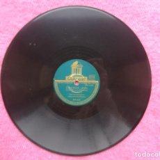 Disques en gomme-laque: TRIO GUADALAJARA - LEONES ¡NO! / LA MUJER COMPLETA - ODEON 204.613 - PIZARRA - EX !!. Lote 200309130