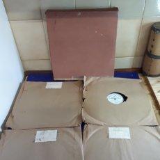 Discos de pizarra: LOTE DE 4 DISCOS DE PIZARRA DE 29CM DE LA VOZ DE SU AMO (PETROUCHKA)ORQUESTA SINFÓNICA DE FILADELFIA. Lote 200806132