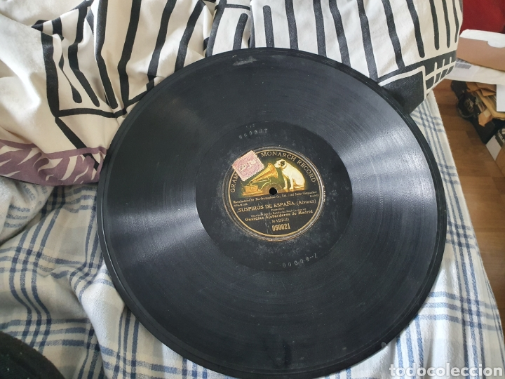 Discos de pizarra: 78 RPM Suspiros de España - Foto 2 - 202104200
