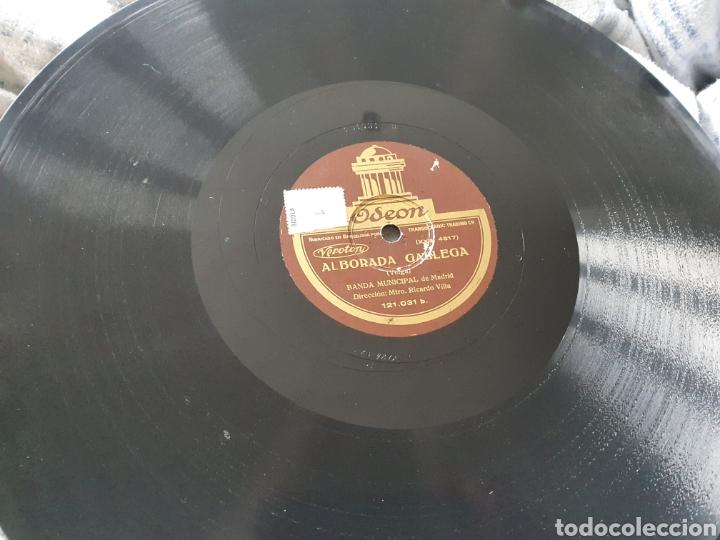78 RPM ALBORADA GALLEGA (Música - Discos - Pizarra - Flamenco, Canción española y Cuplé)