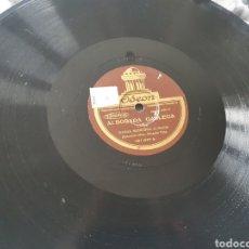 Discos de pizarra: 78 RPM ALBORADA GALLEGA. Lote 202104297
