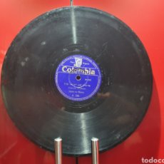 Discos de pizarra: 78 RPM CANCIÓN ASTURIANA/ JUANIN DE MIERES. Lote 202195858