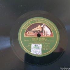 Discos de pizarra: 78 RPM GALICIA MEUS AMORES. Lote 202883343