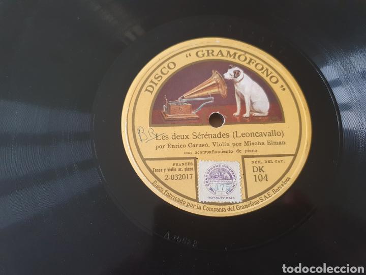 78 RPM ENRICO CARUSO (Música - Discos - Pizarra - Clásica, Ópera, Zarzuela y Marchas)