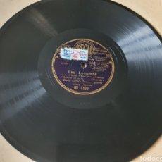 Discos de pizarra: EMILIA CLEMENT/ LAS LEANDRAS. Lote 203438673