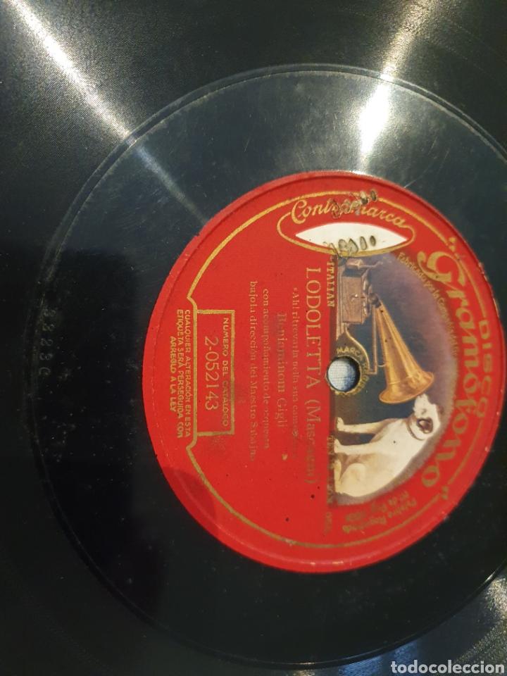 BENIAMINOM GLIGLI (Música - Discos - Pizarra - Clásica, Ópera, Zarzuela y Marchas)