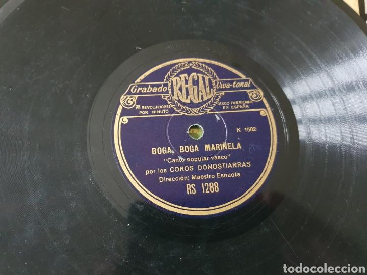 VASCO, BOGA BOGA (Música - Discos - Pizarra - Flamenco, Canción española y Cuplé)