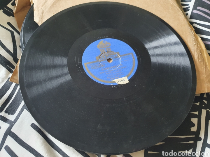 Discos de pizarra: FANDANGOS PEPE SUAREZ - Foto 3 - 204003716