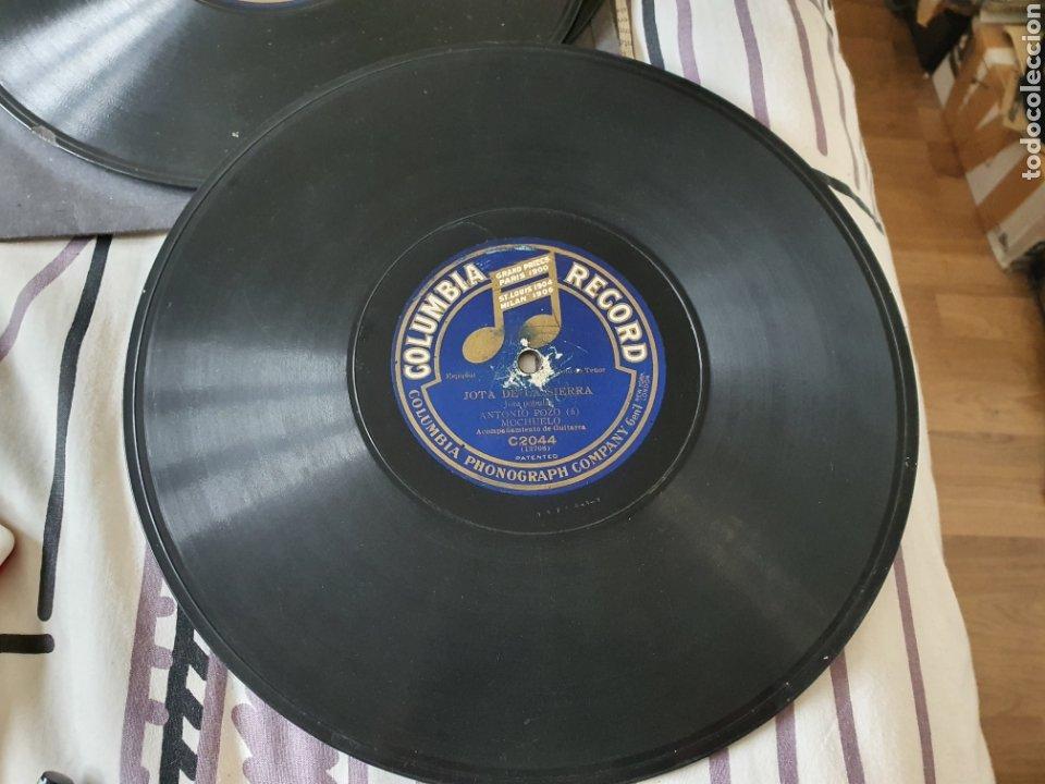 JOTA DE LA SIERRA EL MOCHUELO (Música - Discos - Pizarra - Flamenco, Canción española y Cuplé)