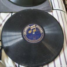 Discos de pizarra: EL REY DE LAS JOTAS, PARDO, RAMIREZ. Lote 204311953