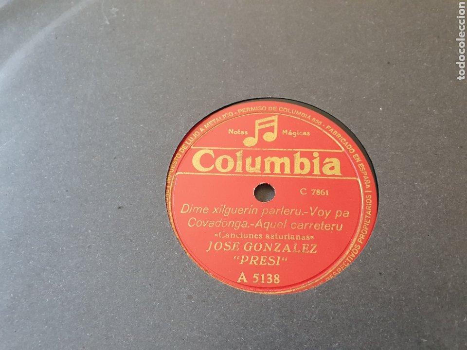 EL PRESI DISCO (Música - Discos - Pizarra - Flamenco, Canción española y Cuplé)