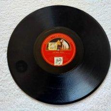 Discos de pizarra: LAURA NIETO ( GUITARRA MORA MONTORO Y J. NIETO / SERENATA J. NIETO Y J. MALATS) - LA VOZ DE SU AMO. Lote 204659457