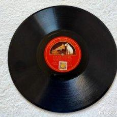 Discos de pizarra: TITO SCHIPA Y DE GOGORZA (A LA LUZ DE LA LUNA / LOS RUMBEROS GUARACHA) - LA VOZ DE SU AMO. Lote 204661536