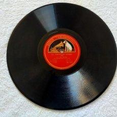 Discos de pizarra: TITO SCHIPA (EL GAUCHO / LUNA CASTELLANA) - LA VOZ DE SU AMO. Lote 204665685