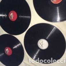 Discos de pizarra: PIZAR 5 X 78 RPM DIRECTOR ARTURO TOSCANINI CON LA ORQUESTA SINFÓNICA DE LA NBC* - BRAHMS* – SINFO. Lote 205189936