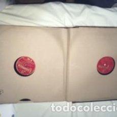 Discos de pizarra: PIZARRA 5 X 78 RPM RECORDS COLUMBIA ERNEST CHRISTENSEN PIANO –ORQUESTA FILARMONICA DE LONDRES. DIREC. Lote 205195410