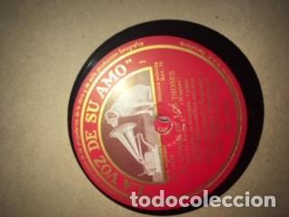PIZARRA 3X78EL OCASO DE LOS DIOSES REV.78 WAGNER 3X78 RPM 2EA 12850 DB 6792 ORQUESTA FILARMONICA (Música - Discos - Pizarra - Solistas Melódicos y Bailables)