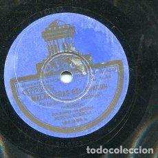Discos de pizarra: GUERRITA / LA PERLA NACE EN EL MAR / A LA DERECHA SE INCLINA (ODEON 182.892). Lote 205234695