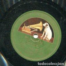 Discos de pizarra: MANUEL VALLEJO / A QUE TANTO ME CONSIENTES / Y AQUELLA SANTA ERA MI MARE (GRAMOFONO AE 3252). Lote 205347967