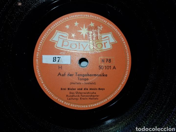 Discos de pizarra: Antiguo lote de discos de pizarra - Foto 2 - 205570978