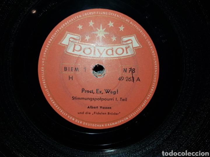 Discos de pizarra: Antiguo lote de discos de pizarra - Foto 4 - 205570978