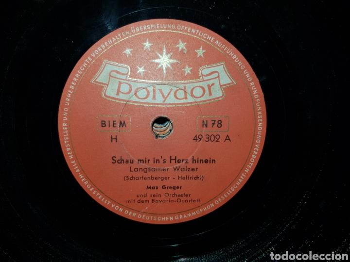 Discos de pizarra: Antiguo lote de discos de pizarra - Foto 5 - 205570978