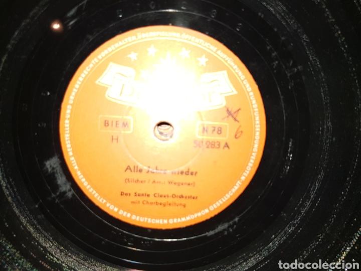 Discos de pizarra: Antiguo lote de discos de pizarra - Foto 8 - 205570978